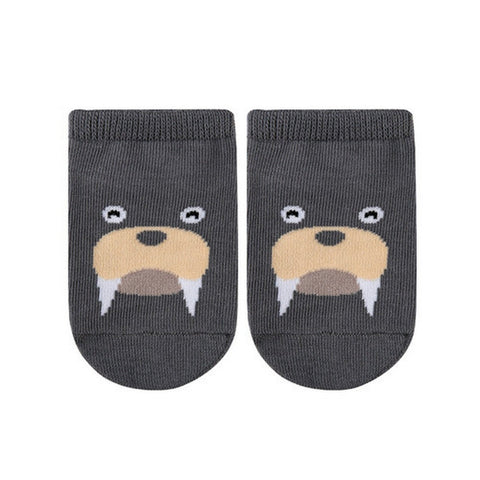 Cute Animal Ankle Socks- Sealion