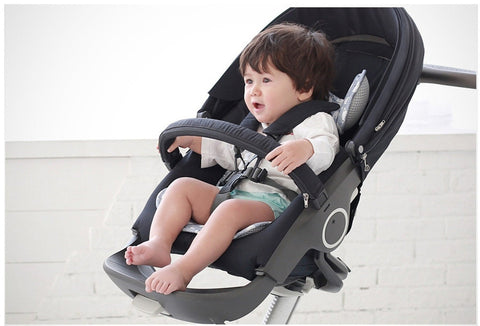 Agibaby 3D Air Mesh Premium Cool Seat Liner - Snow World