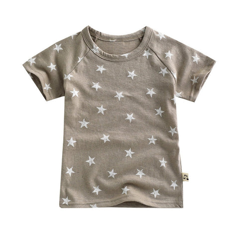 Unisex Cotton & Hemp Star Tshirt