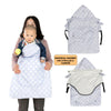 "Image of Agibaby Universal Hoodie All Season Carrier Cover for Baby Carrier Warmer / Stroller-  Free 30 day Trial enter ""FREETRIAL"" at checkout"