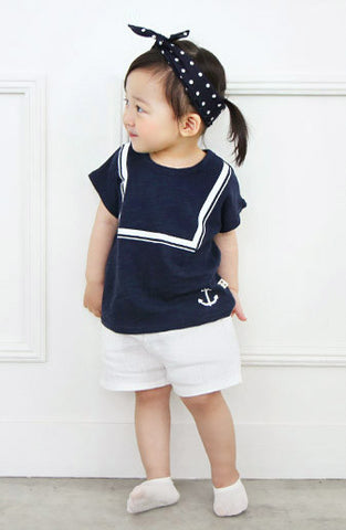 Sailor Short-Sleeved tee