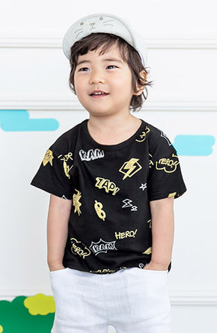 Boys & Girls Hero Tee