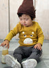 "Image of Agibaby Boys and Girls Infant & Toddler long Sleeves Tshirts ""Owl"""