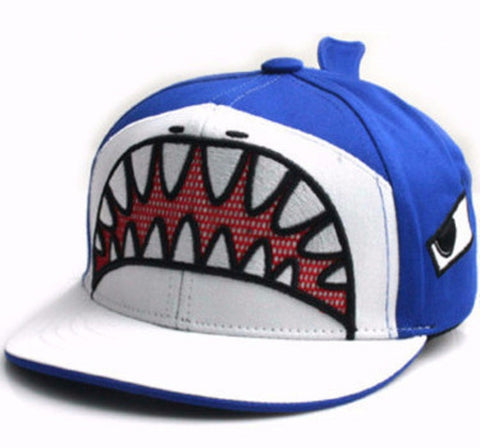 Infant & Toddler Shark hat