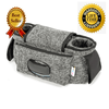 Image of Stroller Organizer with Insulated Cupholders and Velcro Straps (Shipmonk)