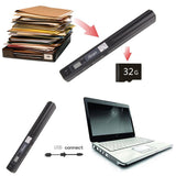 Portable Document & Image Scanner