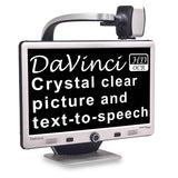 DaVinci 24″ CCTV HD LCD with OCR