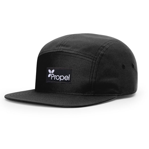 Propel Camp Cap - Black