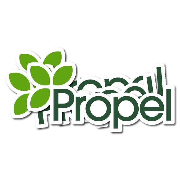 Propel Classic Decal 3.5""