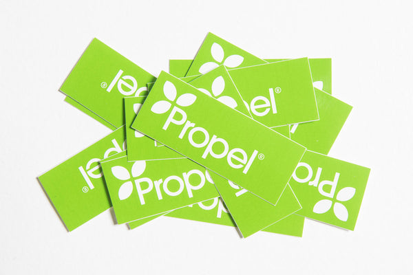 Propel Mini-Decal - 2.5""