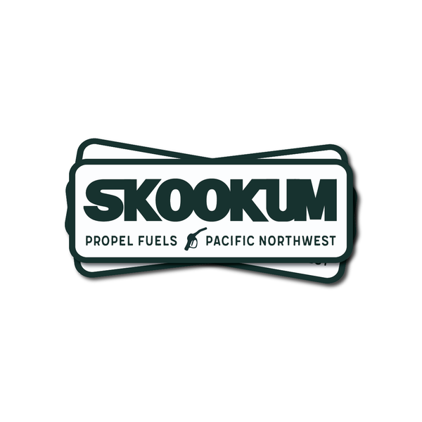 Original Skookum Decal - 5""