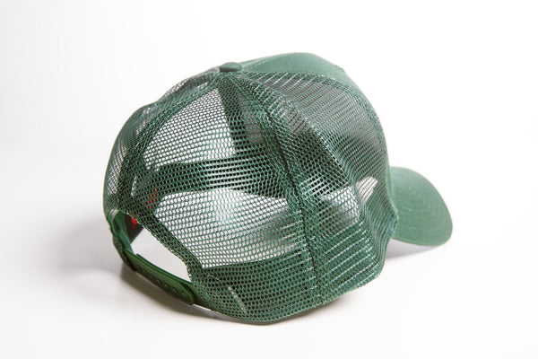 Propel Stitched Trucker - Green