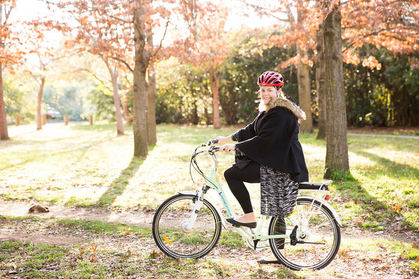 Try an electric bike and a new way of life in Canberra.