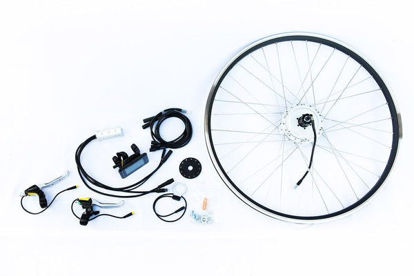 Convert me! The pros and cons of retrofitting a kit to an existing bike.