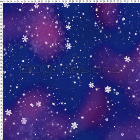 Spandex Unicorn Galaxy Navy