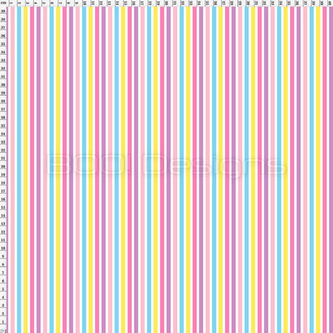 Spandex Stripes Ice-cream