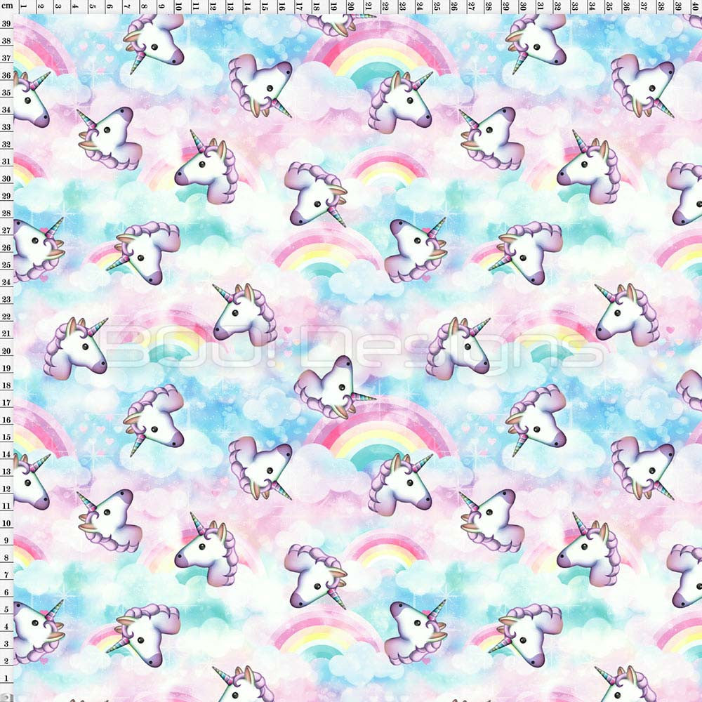 Unicorn Pattern Simple Design Inspiration