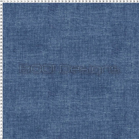 Spandex Denim Blue