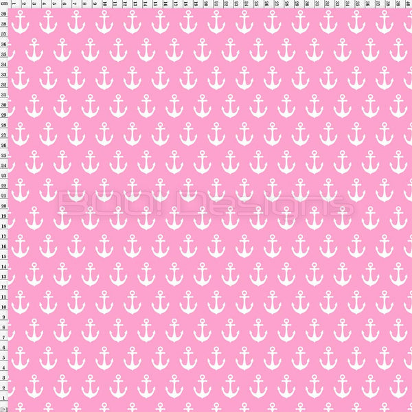 Spandex Anchors Light Pink