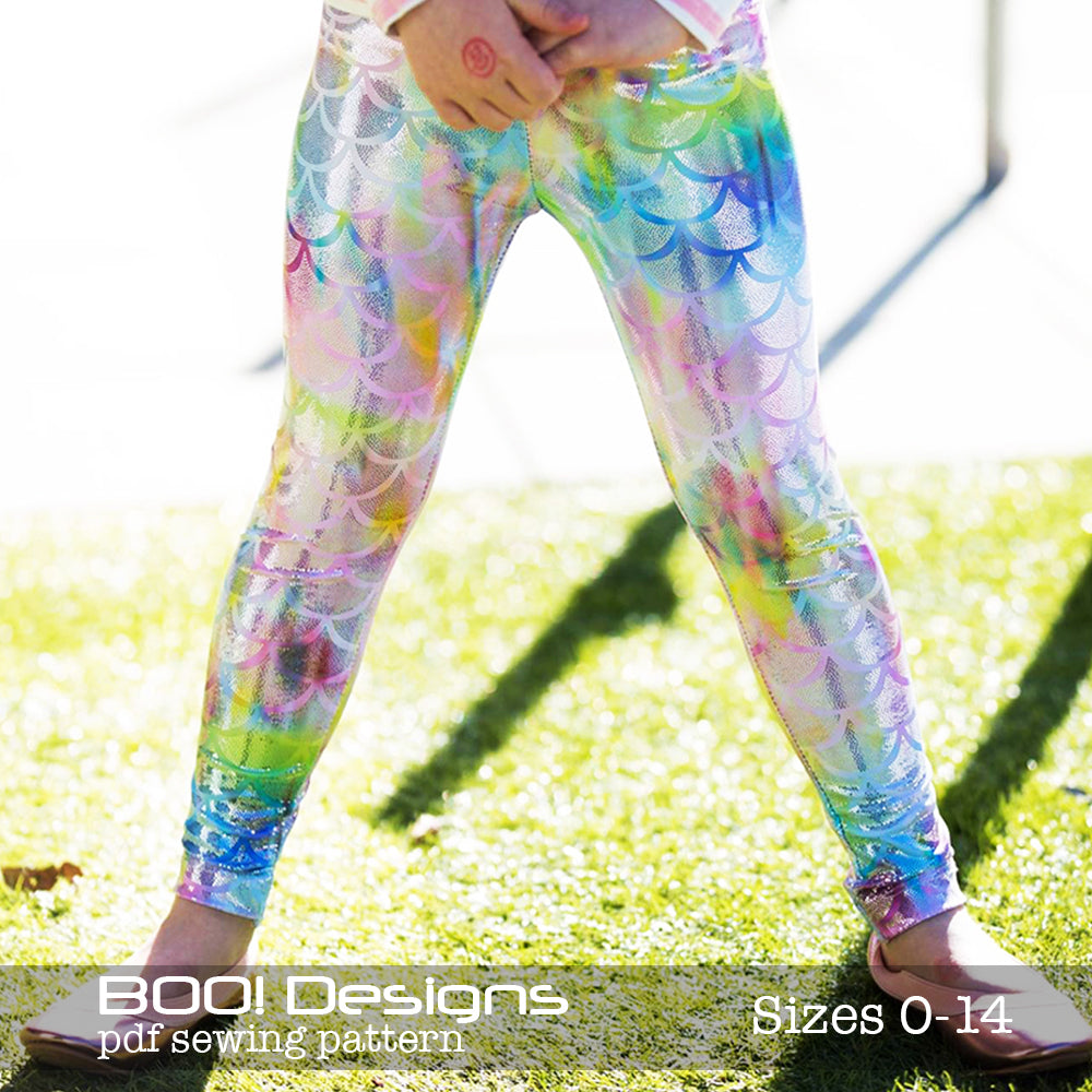 PDF Pattern: Leggings