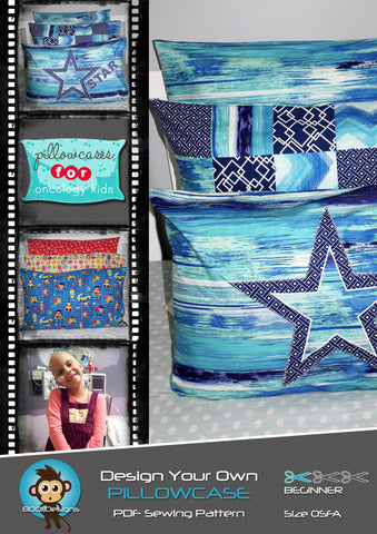 PDF Pattern: Pillowcase (Charity)