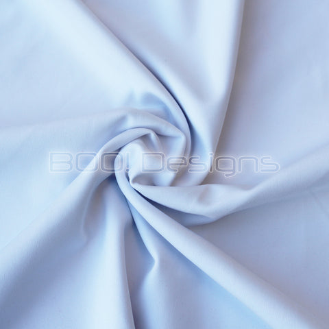 Spandex Eco Platinum White