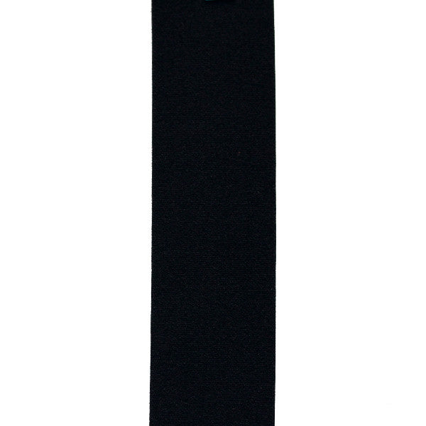Waistband Elastic 40mm Solid Black