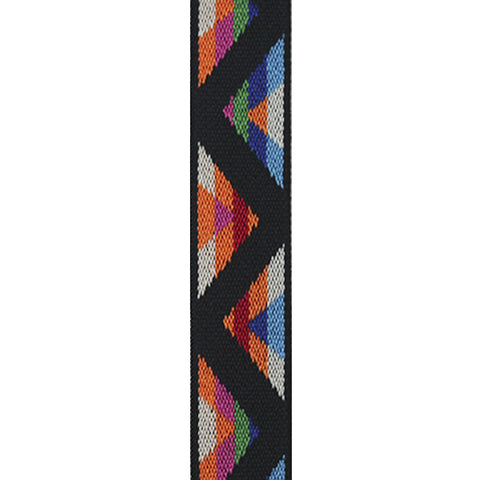 Waistband Elastic 25mm Patterned Zig Zag