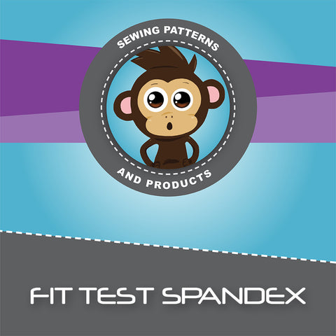 Ladies Fit Test Spandex