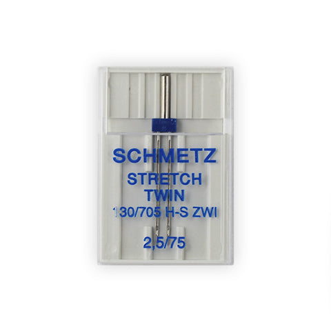Schmetz Needles Stretch Twin 2.5