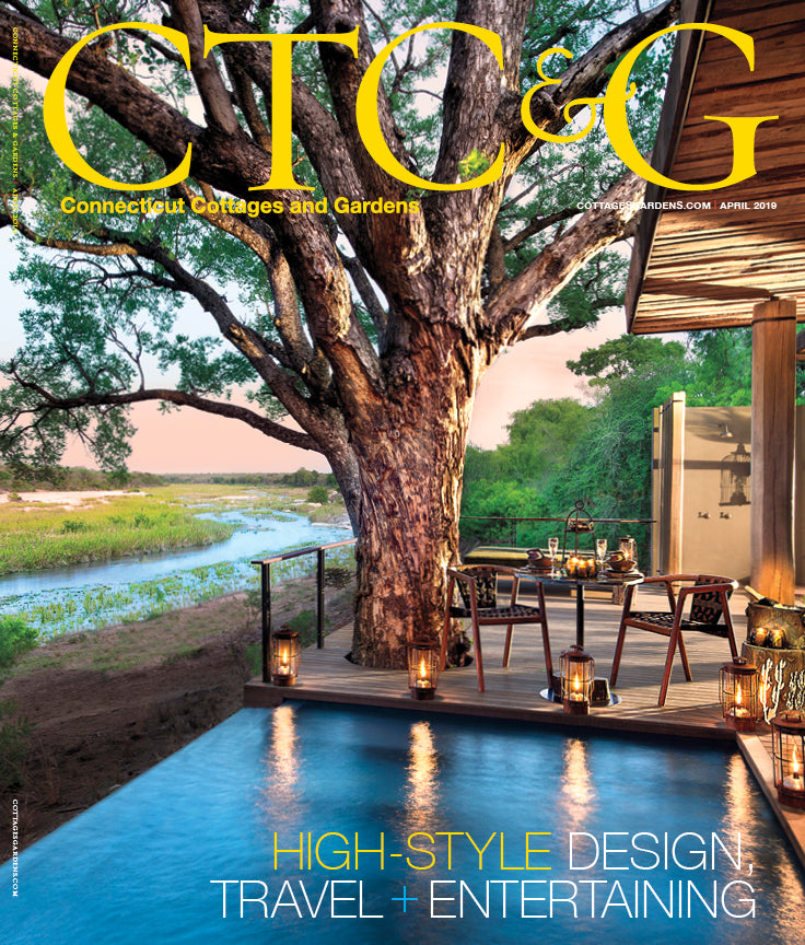 CTC&G (Connecticut Cottages & Gardens) - 11 issues per year + Kitchen Insights FREE