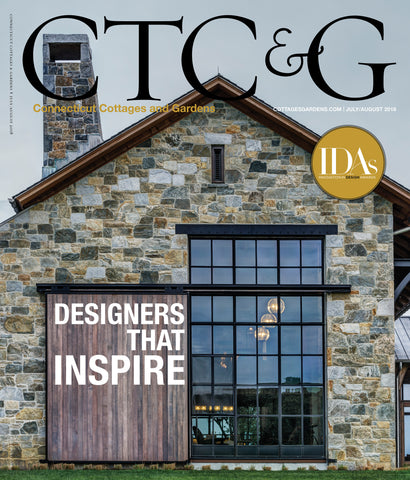 CTC&G (Connecticut Cottages & Gardens) - 11 issues per year