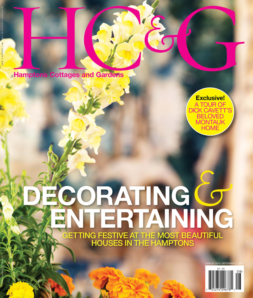 HC&G (Hamptons Cottages & Gardens) - 6 issues per year including The List