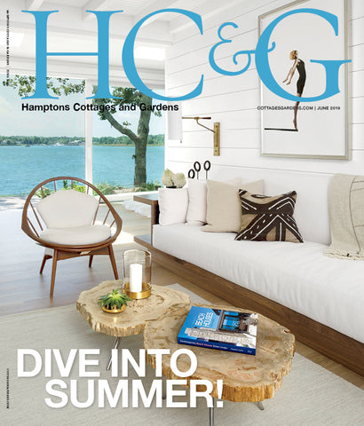 HC&G (Hamptons Cottages & Gardens): 6 issues per year + Kitchen Insights FREE