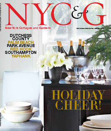 Give NYC&G - One Year / 7 issues
