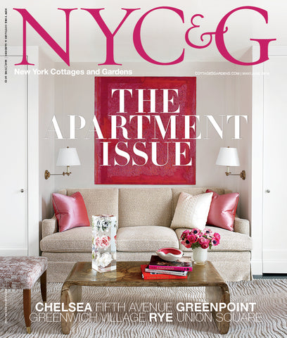 NYC&G (New York Cottages & Gardens) : 7 issues per year + Kitchen Insights FREE