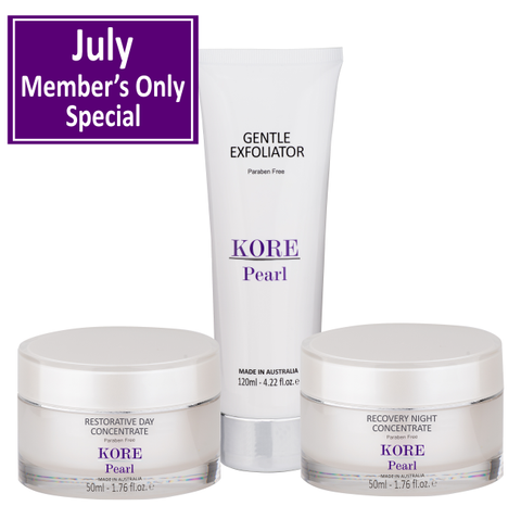 Day & Night Concentrates with Gentle Exfoliator