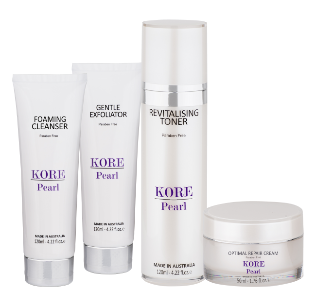 KORE Essential Routine Collection