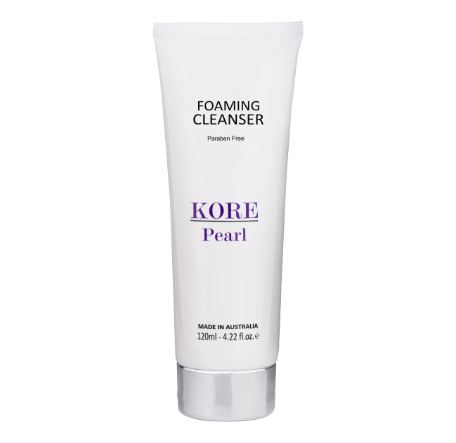 KORE Pearl Foaming Cleanser