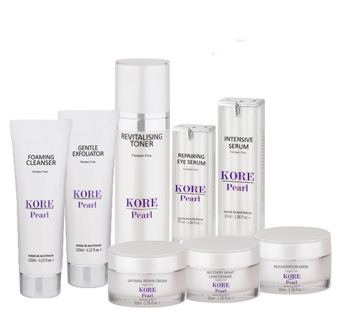 KORE Pearl Advanced Routine Collection