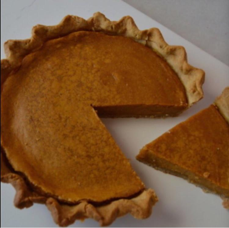 We ship our pumpkin pie nationally!