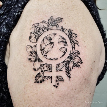 Girl Power Tattoo - Deanna Lee
