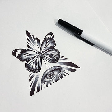 Ballpoint Pen Design - Deanna Lee