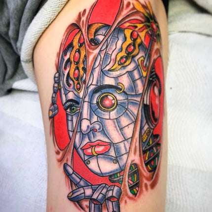 More Cyborg Madness From Charlie
