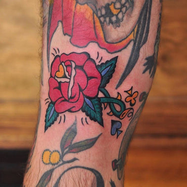 Gap Filler Tattoo By Lachie Grenfell