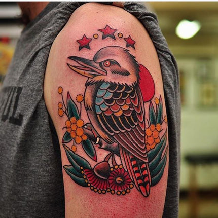 Kookaburra Tattoo