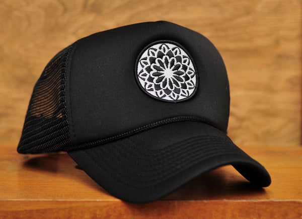 Chris Jones - Mandala Trucker Cap