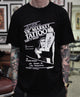 VMT BLACK FLAG T-SHIRT BLACK