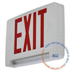 Exit Light for Tents