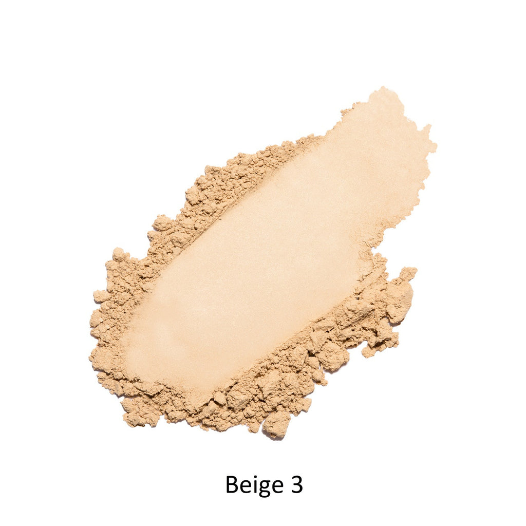 啞緻礦物粉底 | Satin Matte Foundation